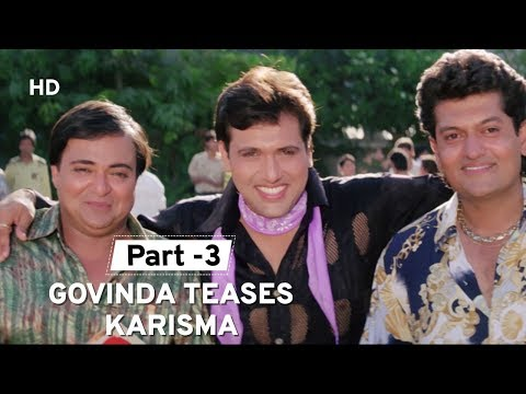 Ragging at College | Dulaara [1994] | Govinda | Ranjeet | Karisma Kapoor | Farida | Hindi Movie