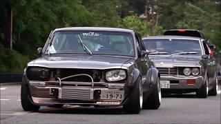 ☆富士河口湖オートジャンボリー2018 場外④ Japanese Custom Old Cars Event Fuji Kawaguchiko Auto-Jamboree 2018 Vol.4