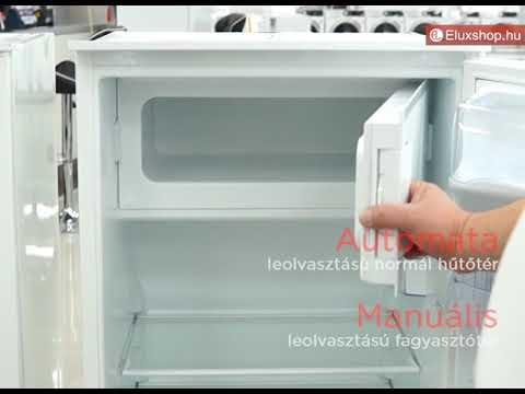 Zanussi ZBA22422SA beépíthető hűtőgép - Eluxshop.hu