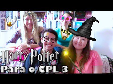 Harry Potter Para O CPL #3 | Cultura e Pro?xima Leitura (VEDA #26)