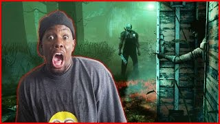 Dead By Daylight Gameplay - OH CRAP! SOMEBODY SAVE ME!