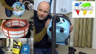 Vacuum Cleaner Of The Month November 2018 Plus Henry Allergy Results