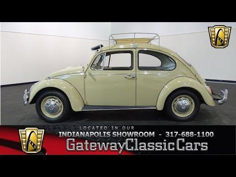 Video of '66 Beetle - MACA