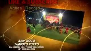 Rogo Samboyo Putro. Putri Kediri