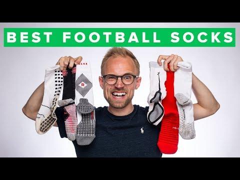 TOP 5 BEST FOOTBALL SOCKS  | Spring 2018