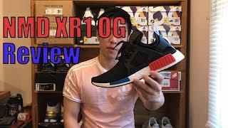 Adidas Originals NMD XR1 glitch Sneakers men