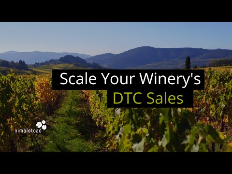 Scale Your Winery's DTC Sales