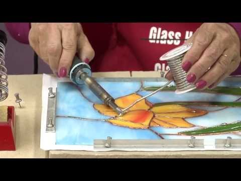 Soldering 101 DVD Free Preview | Delphi Glass