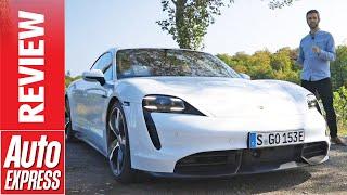 New 2020 Porsche Taycan review - the best electric car ever built?