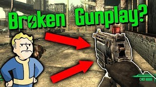 Fallout's Historical Struggle with Gunplay EXPLAINED!