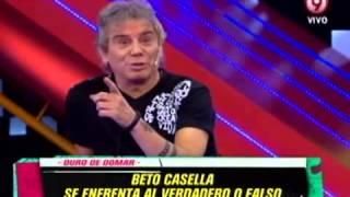 DURO DE DOMAR - VERDADERO O FALSO - BETO CASELLA - PRIMERA PARTE - 22-02-13
