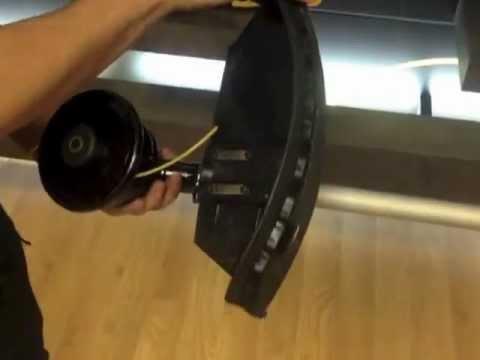 Desbrozador eléctrico Garland Best 100 DPE - V15