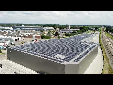 Video bij:Vlastuin Group kiest voor zonnepanelen