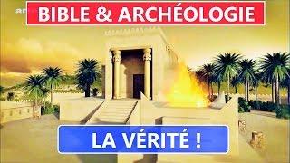✥ ARCHÉOLOGIE & BIBLE : Les rois DAVID & SALOMON face à l