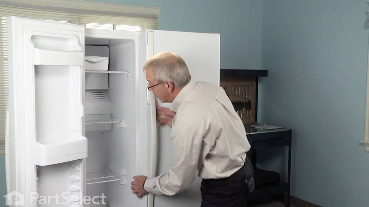Replacing your General Electric Refrigerator Defrost Thermostat
