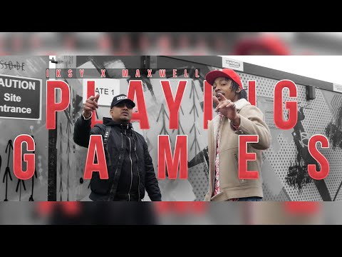 Iksy X MaxwellMuzik - Playing Games [Official Video] | @momentwecapture