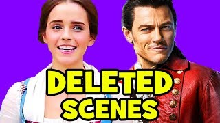 Beauty And The Beast (2017) Blu-ray DELETED SCENES & SONGS Explained