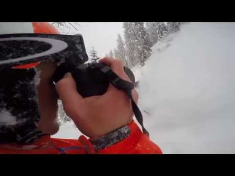 A Behind-The-Scenes Look At The (Awesome) Life Of A Ski Photographer
