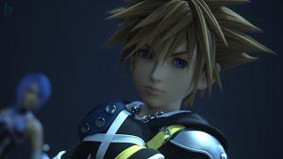 Kingdom Hearts Dream Drop Distance HD Opening (PS4) - dooclip.me
