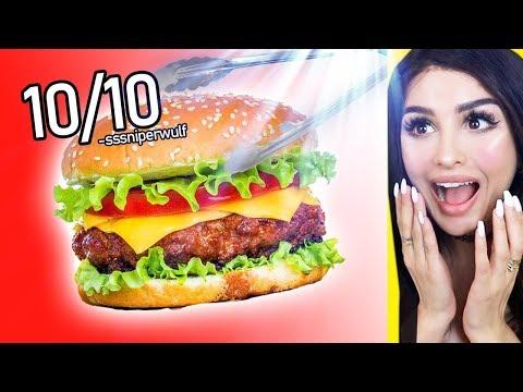 Can you make the PERFECT hamburger?