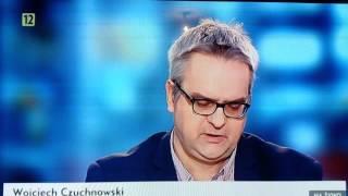 Oświadczenie Wojciecha Czuchnowskiego w TVP INFO