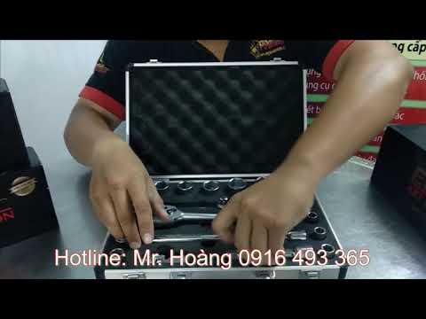 Bộ tuýp 1/2 inch Ega Master 55601  -  Anhduongtech.com