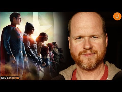 Joss Whedon on Justice League was more than 33% Changes