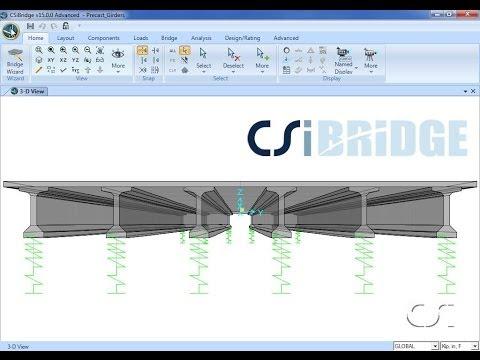 Design of Precast Concrete Composite Girder Bridges