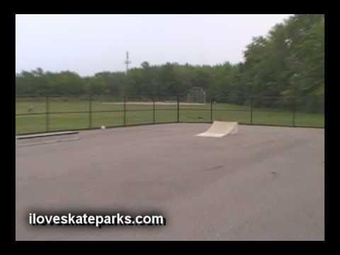 iloveskateparks.com tour - Bellflower Skate Park, Mentor, Ohio