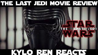 The Last Jedi Movie Review - KYLO REN REACTS   Kholo.pk