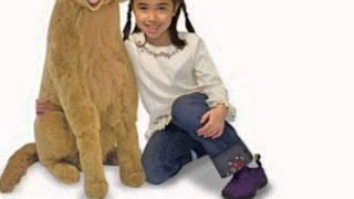 Melissa And Doug Golden Retriever Plush (Toy)