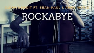 Clean Bandit - Rockabye ft. Sean Paul & Anne-Marie for cello and piano (COVER)