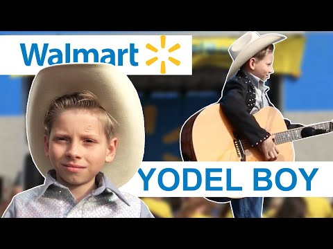 I Saw The Walmart Yodel Boy's Concert