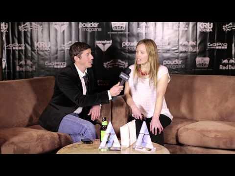 Ingrid Backstrom Interview -- #1 Female Powder Poll --14th Annual Powder Awards