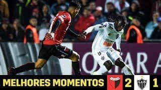 Melhores Momentos   Colón 2 x 1 Atlético-MG   Copa Sul-Americana