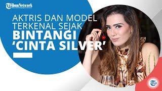 Profil Catherine Wilson - Artis dan Model Indonesia yang terkenal setelah Bintangi 'Cinta Silver'