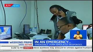 Behind the scenes at the Kenya Red Cross: Health Digest