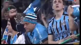 Grêmio 0 (4) X (3) 1 Atlético PR - DISPUTA DE PÊNALTIS  - Copa Do Brasil 2016