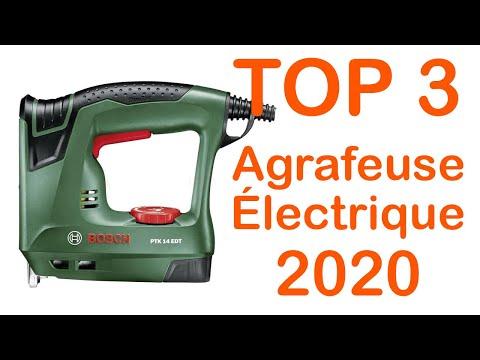 TOP 3 : Meilleure Agrafeuse Électrique 2020