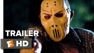 Smothered Official Trailer 1 2016  Kane Hodder Bill Moseley Movie HD