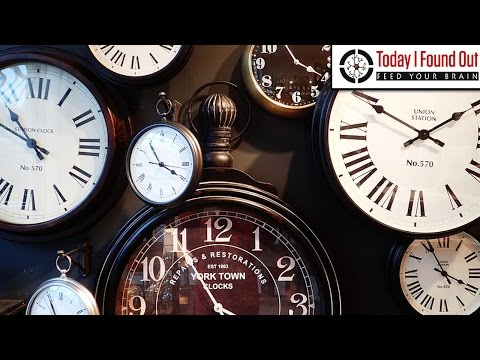 Why Do We Divide the Day Into Seconds, Minutes, and Hours?