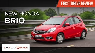 Honda Brio Specifications Find All Details Features Gaadi
