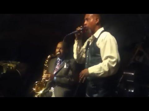 """George V Johnson Jr. """"The Jazz Scatter"""""""
