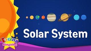 Kids từ vựng - Hệ Mặt Trời - hành tinh - Tìm hiểu tiếng Anh cho trẻ em