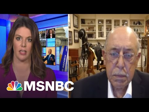 Lt. General Honore Says Congress Needs To Act On Capitol Security Changes | Stephanie Ruhle | MSNBC