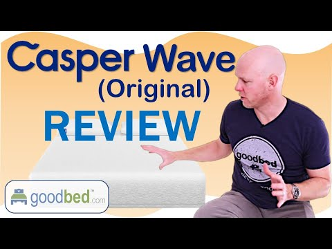Casper Wave Mattress Review (VIDEO)