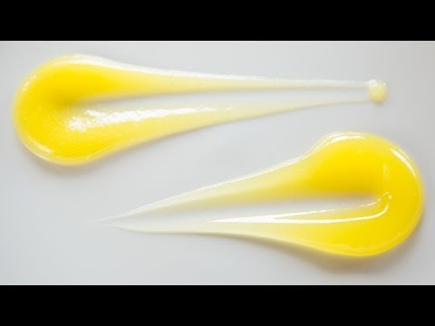 How to Make Bright, Sunny Orange Fluid Gel From Fresh Fruit