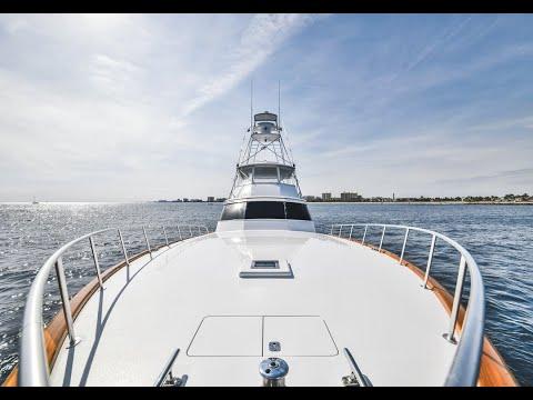 Merritt Sportfish video