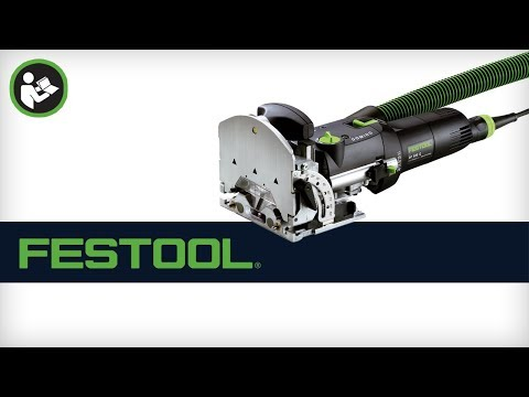 Getting Started with the Festool Domino DF 500 Joiner