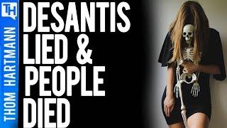 Ron DeSantis Is Killing More Floridians - When Will It Stop?